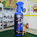 Commercial Advertising Cleanser Bottle Replica, Giant Inflatable Bottles For Sale