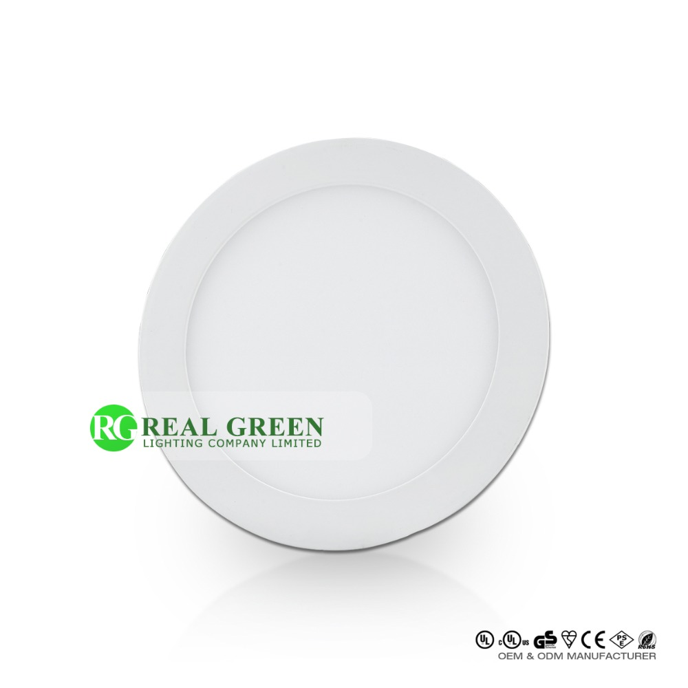 18w LED Panel Light Round Flush Mounted Super Bright LED Panel Light Round Shape Panel