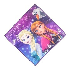 cartoon printed microfiber towels /handkerchief <strong>for</strong> kids hebei