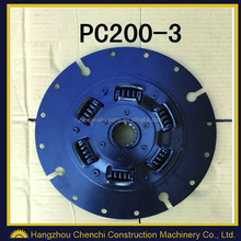 Competitive price PC200-3 excavator 6D105 engine clutch plate