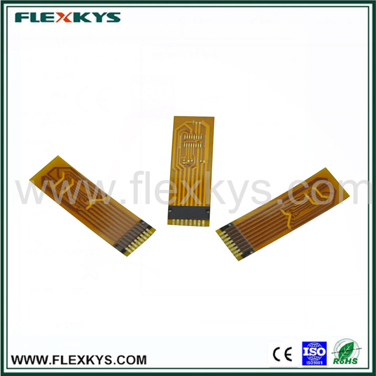 FPC flexible printed circuit cable with cover firm