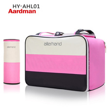 2017New 6pcs 3 colors Hot sale aardman Oxford 300D fashion baby nappy diaper hand baby bags for mummy HY-ALH030