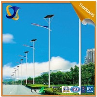 solar system good lumen good efficiency solar power led street light