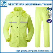 Waterproof motorcycle bicycle rain jacket suit poncho