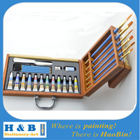 paint brush box