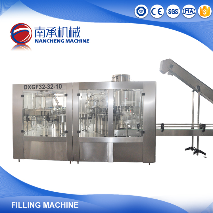Best Quality Bottles Water Crack Filling Machine