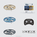 YK0809242 Popular plastic toy 2.4G R/C UFO flying mini saucer with usb