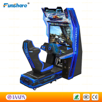 Funshare 2015 new hot arcade race car games arcade games car race game machine