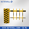 Security fence arm car parking barrier gate