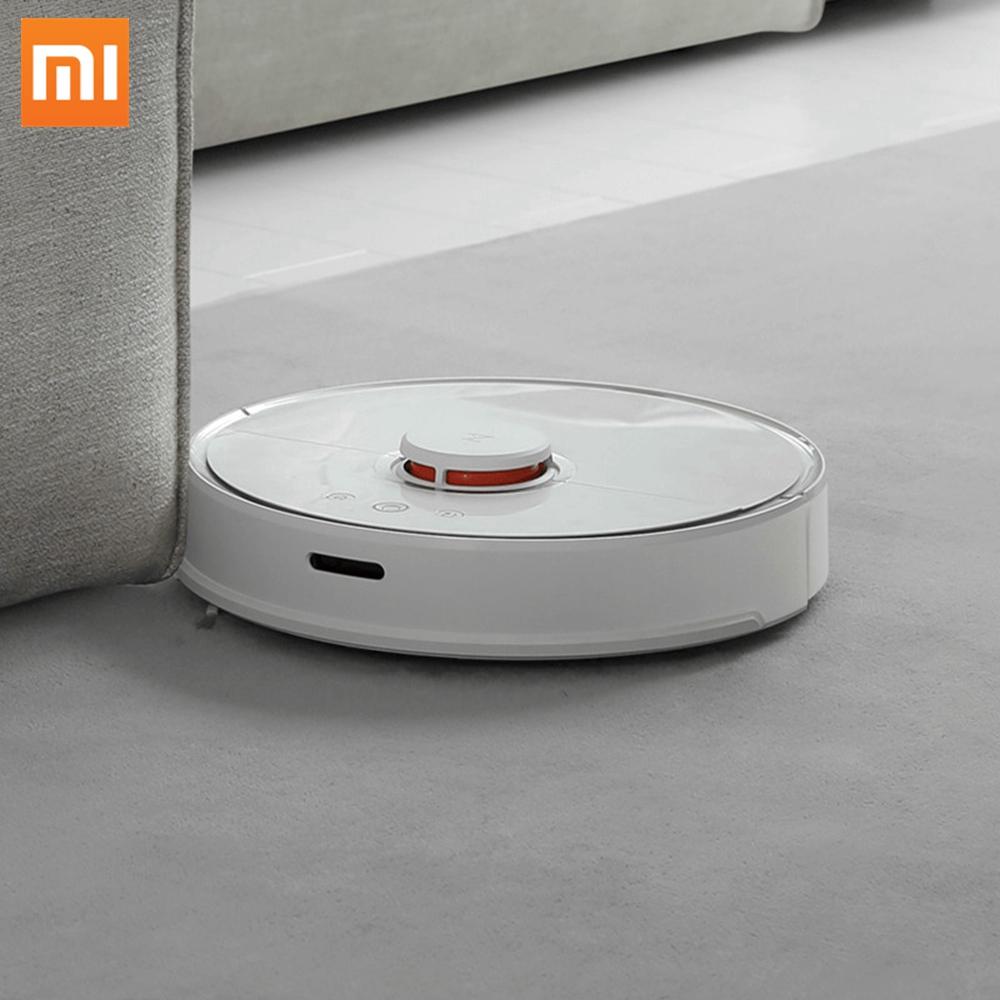 2018 Original Roborock S50 Xiaomi Robot Vacuum <strong>Cleaner</strong> 2 Global Version Sweep Mop App Control