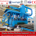 Shipyard Shot blasting and painting equipments for steel plate