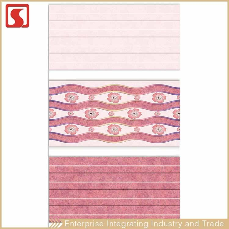 Design Of Warehouse Tile , Wave Tile For Wall Manufacture