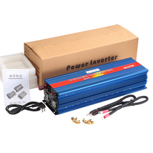 CE approved Full power home ups 4kw modified sine wave solar inverter charger home inverter for home appliance