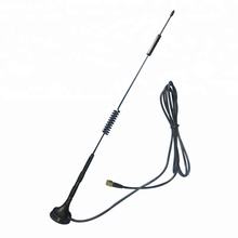 Dual band GSM WIFI 3G 4G LTE antenna high gain 9dbi spring wifi antenna with sma male