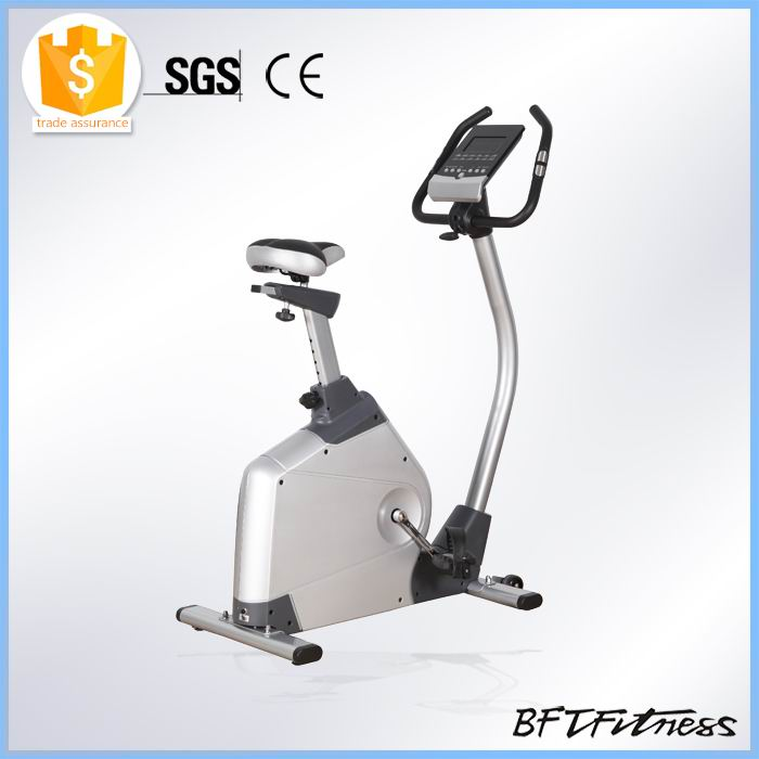 Commercial Upright spin bike lifecycle Bike BLE101 spin bike workout for body building