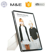 Standing Tabletop Clear Acrylic Picture Photo Frame