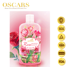 Rose Skin Whitening Pleasant Fragrance Soothing Shower Gel