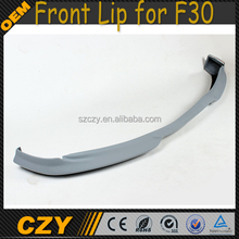 PU F30 Front Bumper Lip for BWM New 3Series