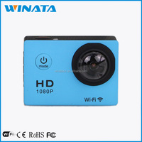 2016 hot Sport action Camera sj4000 gopros waterproof Full Hd 1080p 12 Mega Pixels H.264 1.5 Inch CAR DVR