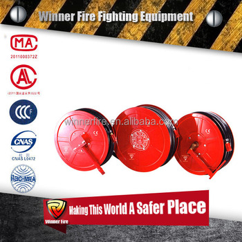 CE Approved Swing type Fire tube Reel