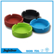 Eco-friendly round silicone pocket ashtray,High quality silicone ashtrays,Cigar ashtray for sale