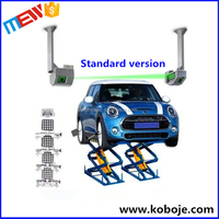 4 tyre repair measurement high-tech vehicle wheel alignment machine for sale