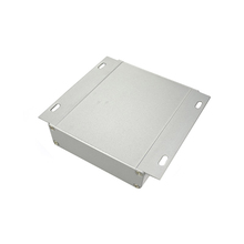 small aluminum box amplifier chassis of China good supplier in shenzhen
