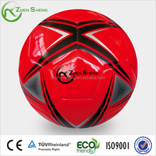 cheap PVC football , cheap PU soccerball