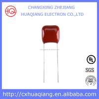 Small Size Polyester Film Capacitor (Dipped) 473j 400v Pitch=5mm