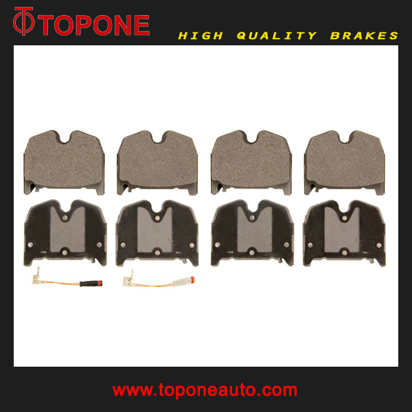Car Brake Pads 0034205320 D1231 FDB1810 2354101 For Mercedes Benz SL600