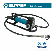 Zupper TFP-800 Manual Oil Pump Hydraulic Pump Foot Operated