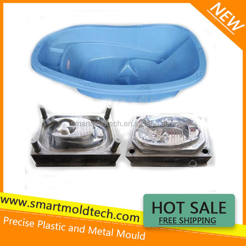 European precision kids bath injection molds