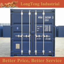 Detail shipping container size and price 20 foot