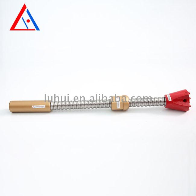 Factory mining injection hollow stainless steel rod 73mm price