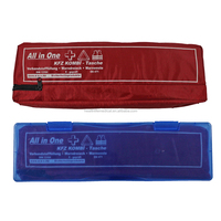 DIN13164 first aid kit bag, car emergency first aid kit