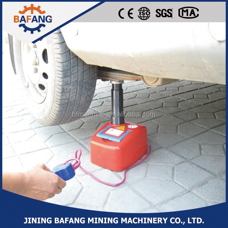 12 Volt Fully Automatic Electric Car lift Jack hydraulic jack wholesale