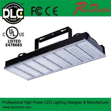 high bay 400w CE TUV UL SAA led light warm white cool white meanwell driver