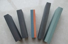 Knife aluminum oxide sharpening stone