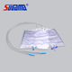 best selling good quality disposable 2000ml adult urine drainage bag