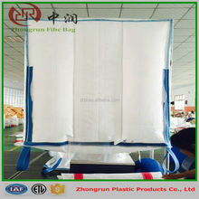 Low cost 2000kg PP bulk bag jumbo bag size for building rubble , Construction big bags