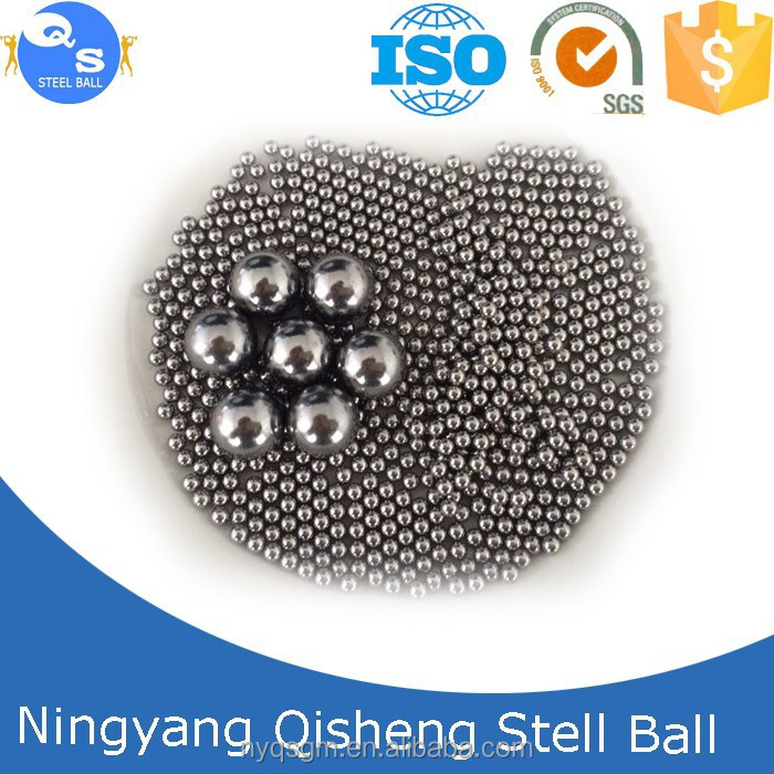 <strong>Q195</strong> Mild Steel Sphere, Carbon Steel Ball