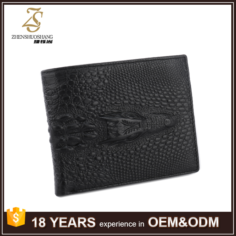 Multifunction Mens Fashion Designer Front Pocket <strong>Wallet</strong> on Sale