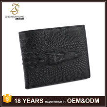 Multifunction Mens Fashion Designer Front Pocket Wallet on Sale