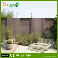 Nice price Composite Wood Fence Made in China