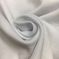 high quality plain dyed sport knit interlock lining fabric