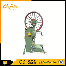 Large size horizontal band saw machine for wood working