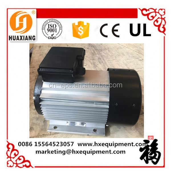 Air Compressed Hydraulic Power Unite Motor 110V
