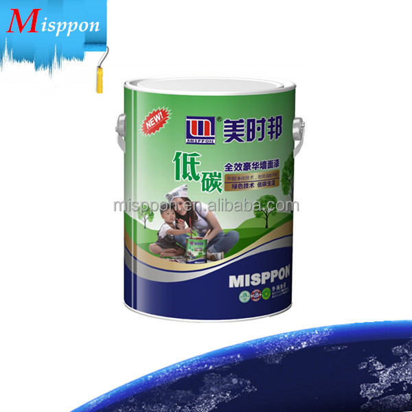South Africa interior/Exterior Decoration coating supplier,misppon Paint Manufacturer