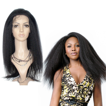 Aliexpress Hot Selling Wholesale Cheap Peruvian Human Hair Lace Frontal Full Lace Wig With Baby Hair