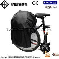 WATERPROOF PANNIER BAG RAIN COVER FOR SINGLE/DOUBLE BICYCLE/BIKE/CYCLE
